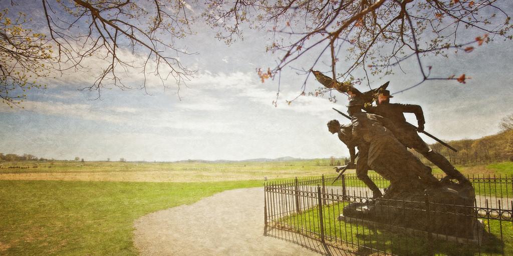 Gettysburg National Military Park pa