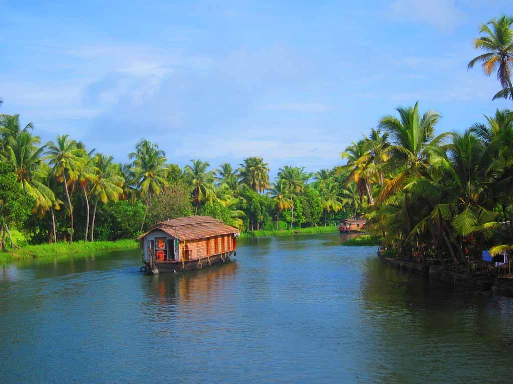 Alappuzha Backwaters india