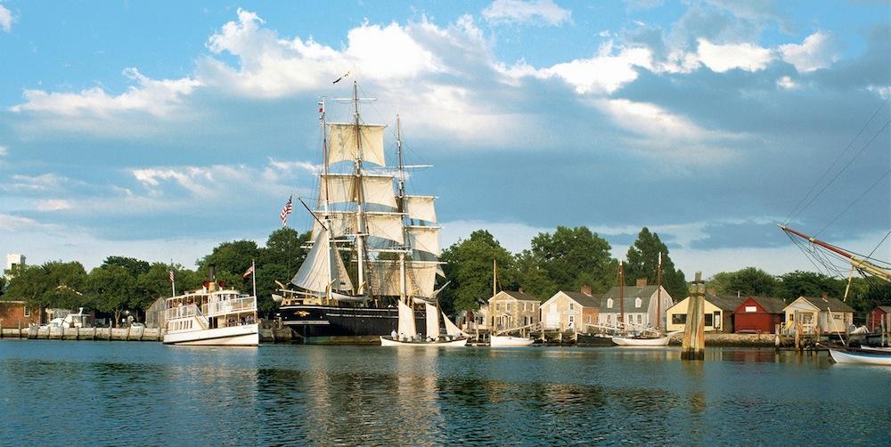 Mystic Seaport Connecticut