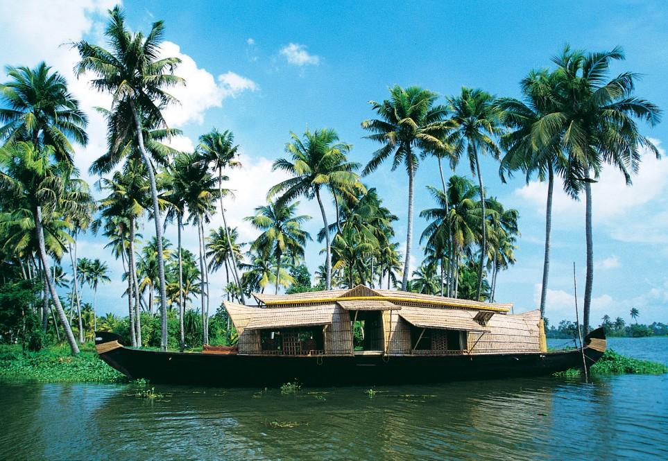 Thiruvananthapuram Backwaters india