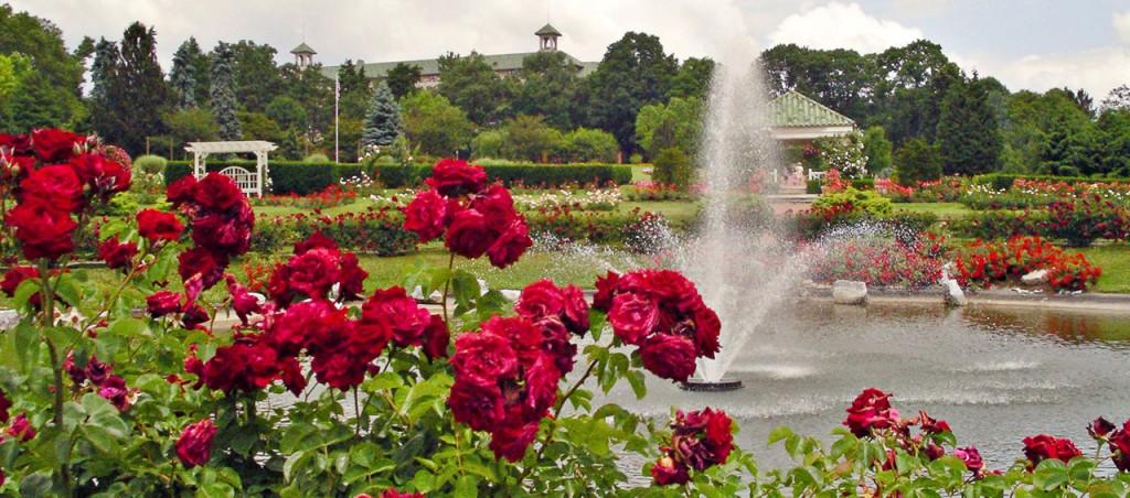 Hershey Gardens pa