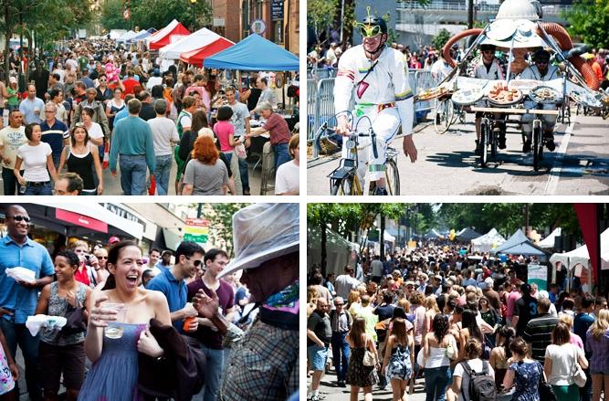 Mayfair festival of art Allentown PA
