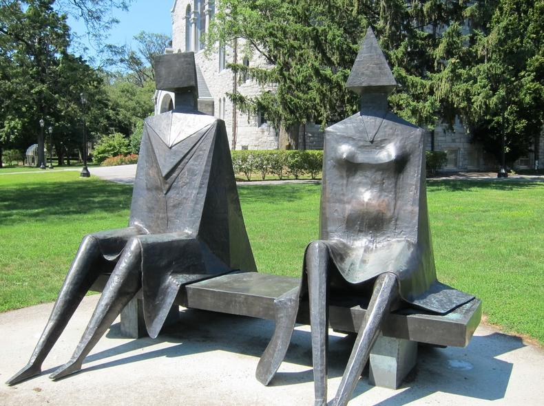 Philip & Muriel Berman sculpture park