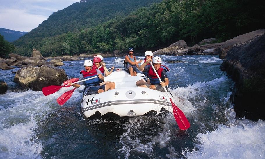 Adventure Sports West Virginia
