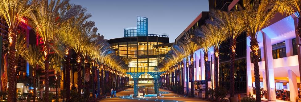 Anaheim Convention