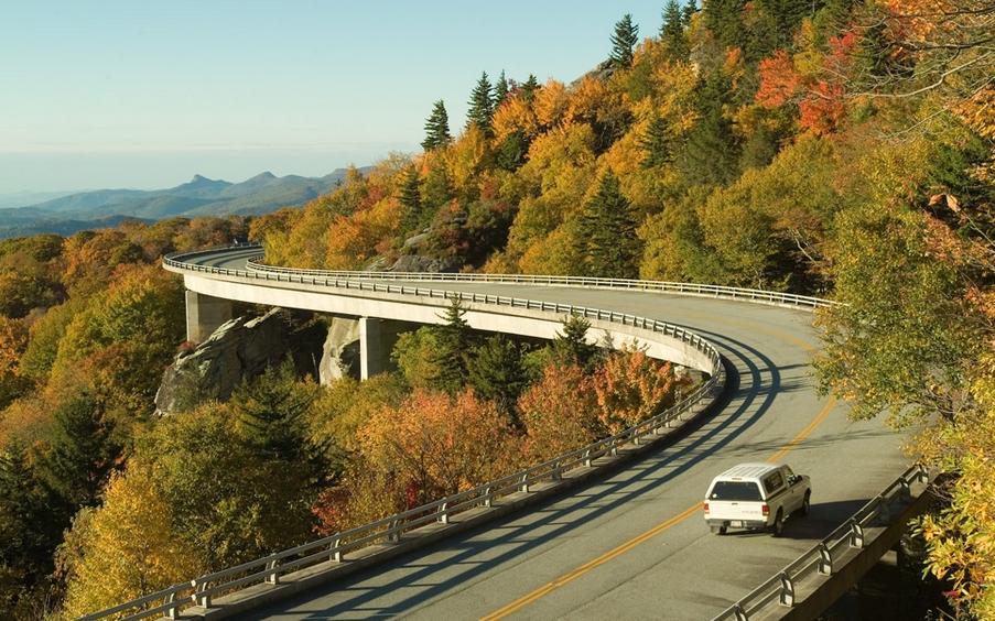 Blue Ridge Parkway Boone
