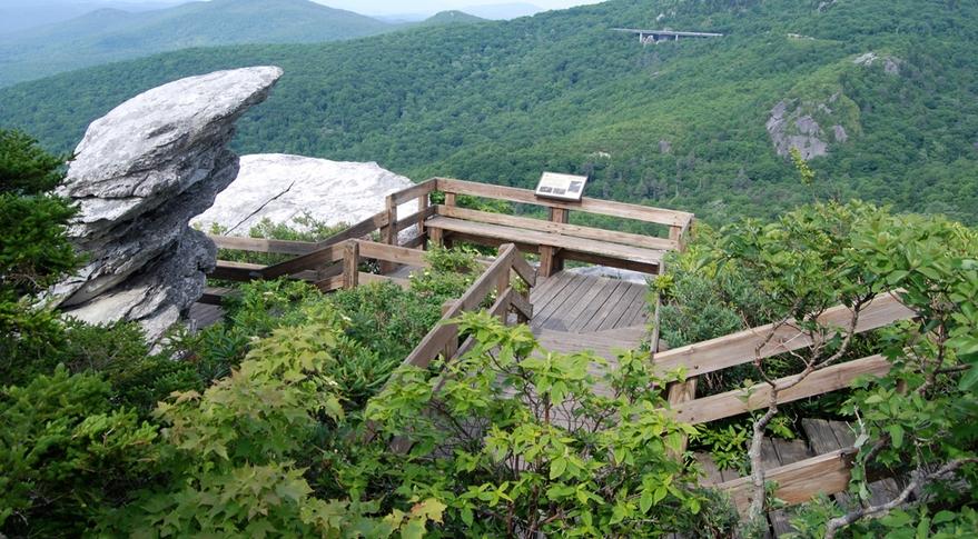 Boone NC Greenway Trail