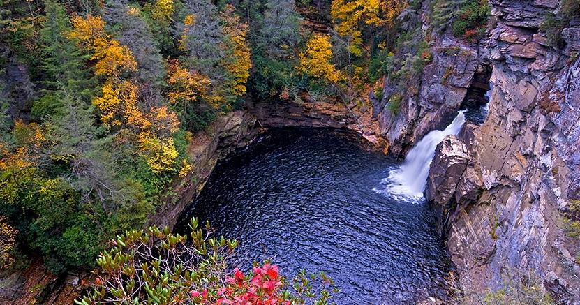 Linville Falls Boone