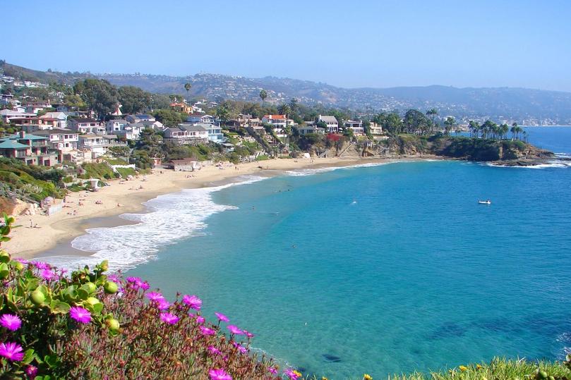 Orange County Beach Anaheim CA