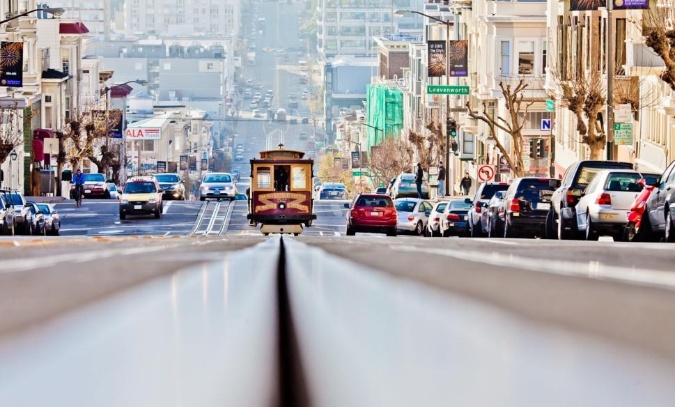 San Francisco Culture, street