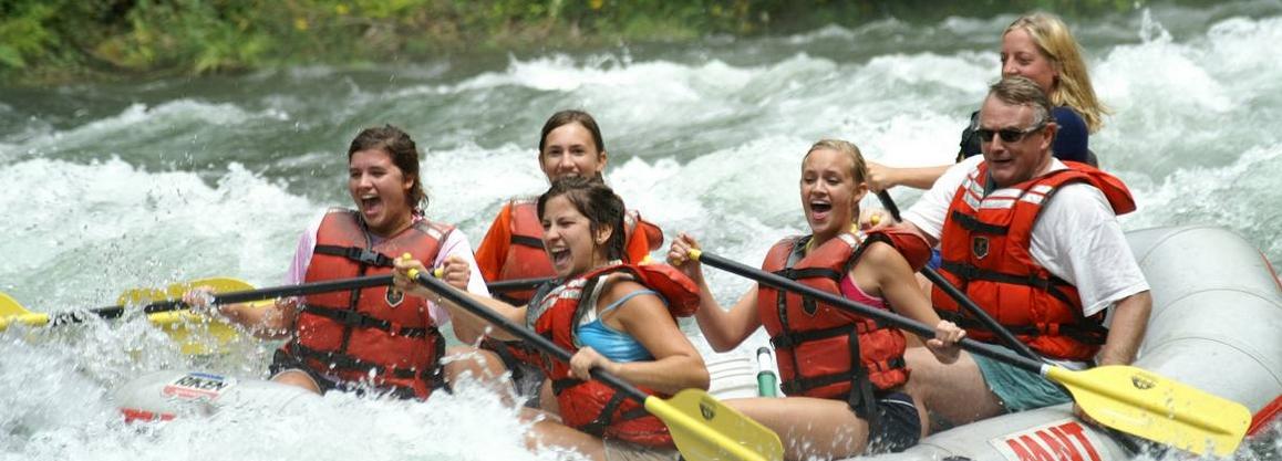 White Water Rafting Boone