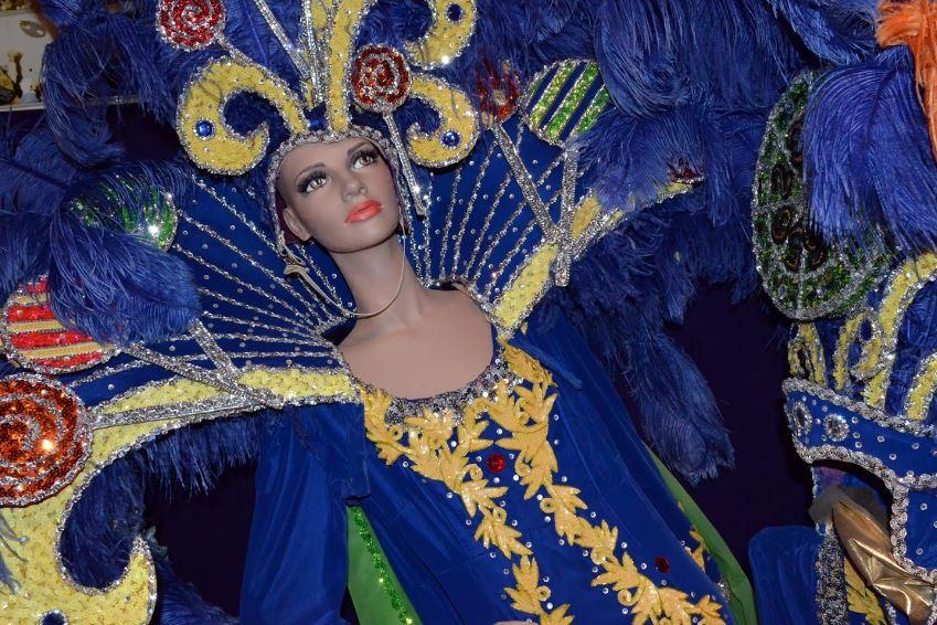 Lake Charles, Mardi Gras Museum