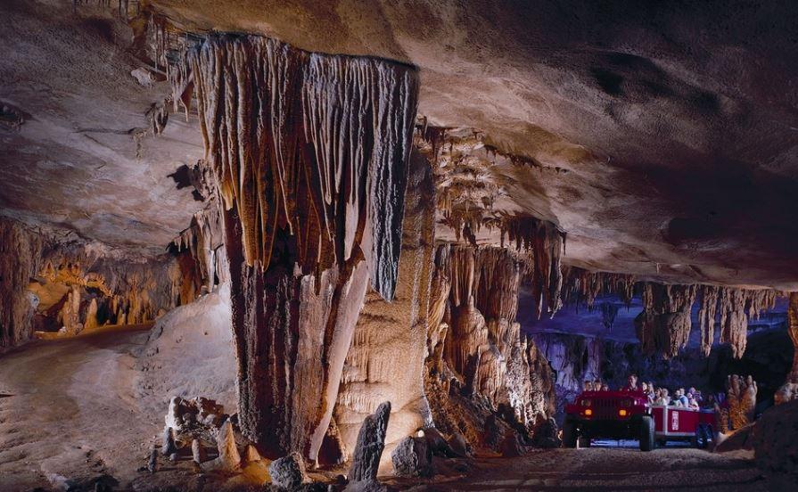 Springfield MO Fantastic Caverns