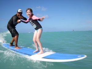 Surf-button
