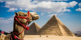 egypt travel throne