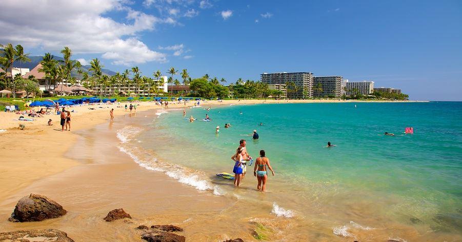 Kaanapali Beach - Maui Island